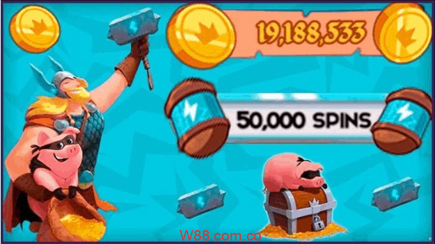 Link nhận spin coin master