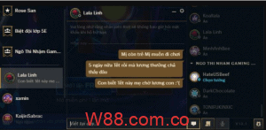 Chat tiếng Việt trong Lol