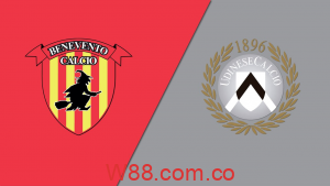 Benevento vs Udinese
