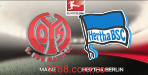 Mainz vs Hertha Berlin